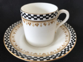 Shelley espresso coffee can & saucer